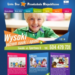 Little Star Przedszkole Niepubliczne
