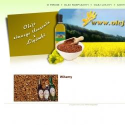 Olej z Lipówki